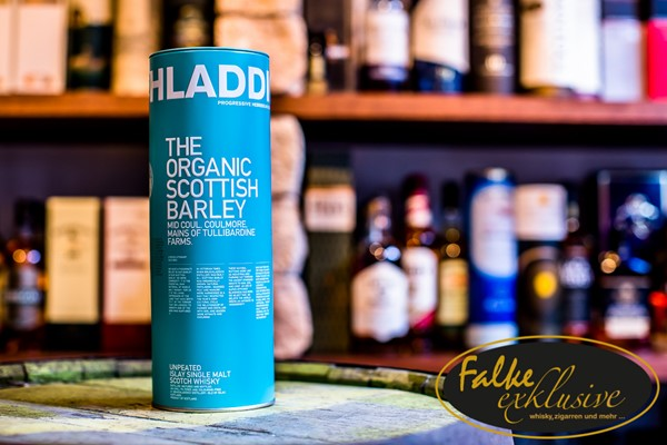 Bild von Bruichladdich The Organic Scottish Barley(unpeated)