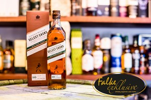 Bild von  Johnnie Walker Select Casks - Rye Cask Finish 10 y.o.
