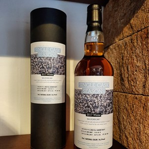 Bild von Ballechin Single Cask Seasons 10J-2007/2017
