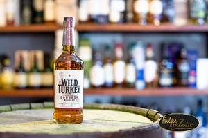 Bild von Wild Turkey Kentucky Straight Bourbon Whiskey