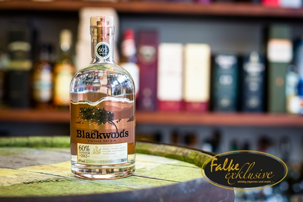 Bild von Blackwood´s Vintage  Dry Gin - Limited Edition