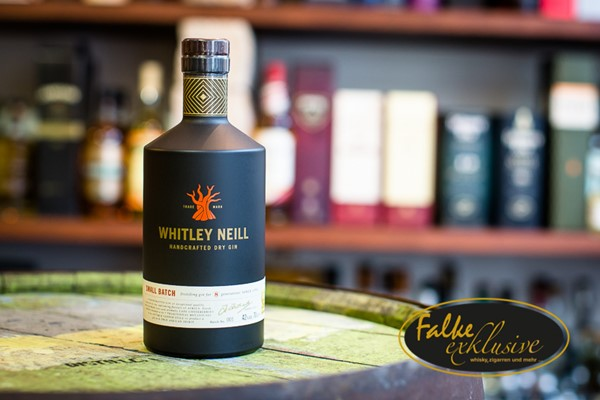 Bild von Whitley Neill Handcrafted Dry Gin / Small Batch