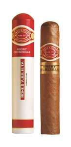 Bild von Romeo y Julieta Short Churchill Tubo